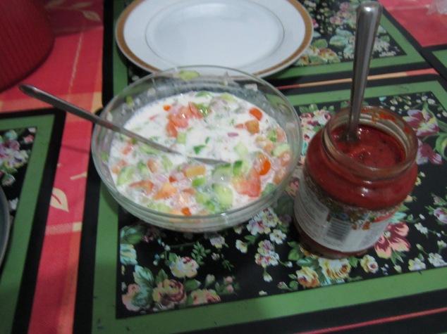 Salad, Pickle
