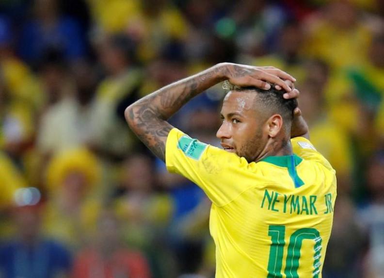 FILE PHOTO: World Cup - Group E - Serbia vs Brazil